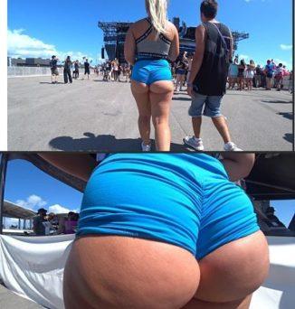 Big Ass in festival