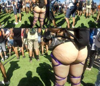 Music Concert Ass Dance
