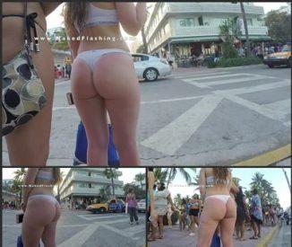 Public Sexy Ass