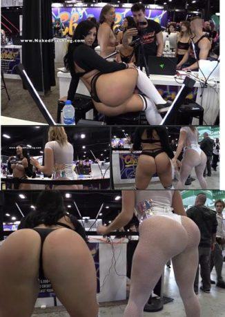 Erotic Festival Models